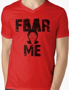 The face of evil Mens V-Neck T-Shirt
