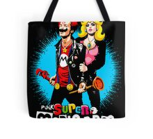 The Sid & Nancy Nintendo Lost Levels Tote Bag
