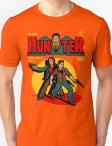 Hunter Comic T-Shirt