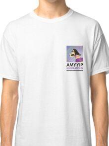 Amy Yip Illustration Classic T-Shirt