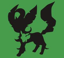 The Evolution of Leafeon Kids Clothes