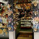 Carnivale Masks by hans p olsen