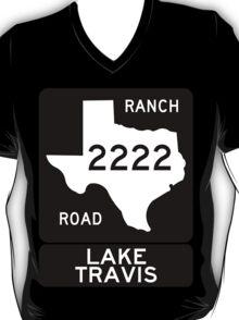 RM 2222 - Lake Travis T-Shirt