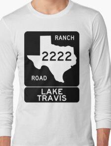 RM 2222 - Lake Travis Long Sleeve T-Shirt