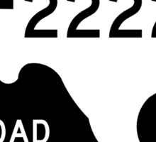 RM 2222 - Lake Travis Sticker