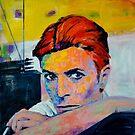 'Painting of David.' by Cat Leonard