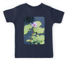 Water lily Kids Tee