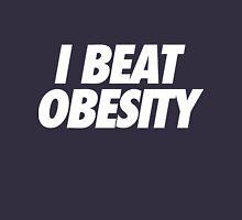 I Beat Obesity  Unisex T-Shirt
