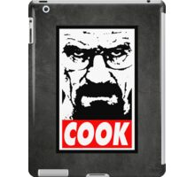 COOK iPad Case/Skin