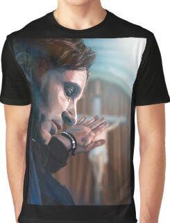 Hank Moody Graphic T-Shirt
