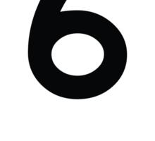 US 6 - Provincetown Massachusetts Sticker