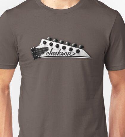 Jackson Headstock Unisex T-Shirt