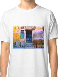 Chinese Facade of Hoi An in Vietnam Classic T-Shirt