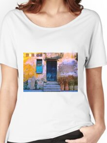 Chinese Facade of Hoi An in Vietnam Women's Relaxed Fit T-Shirt