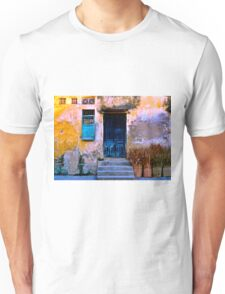Chinese Facade of Hoi An in Vietnam Unisex T-Shirt