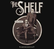 The Shelf- Adam Richard and Justin Hamilton by James Fosdike
