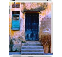Chinese Facade of Hoi An in Vietnam iPad Case/Skin