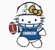 Chargers Hello kitty by daleos