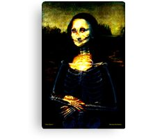 Ossa Mona Canvas Print