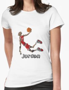 Jordan Womens Fitted T-Shirt