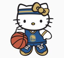 Warriors Hello kitty by daleos