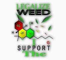 Legalize ganja Unisex T-Shirt