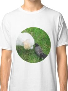 ☀ ツ OK.. I'LL TWEET YOUR MESSAGE TO THE REST OF THE CANINES TEE SHIRT☀ ツ Classic T-Shirt