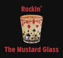 Mustard Glass by Alsvisions