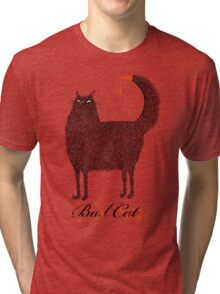 Bad Cat Tri-blend T-Shirt