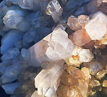 Quartz Crystal by ALICIABOCK
