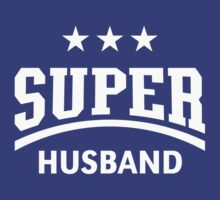 Super Husband (White) by MrFaulbaum