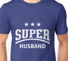 Super Husband (White) Unisex T-Shirt