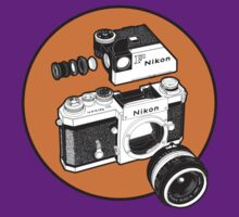 Camera by Simon Sharville
