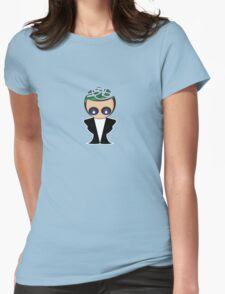 CHARACTER 1 Womens Fitted T-Shirt