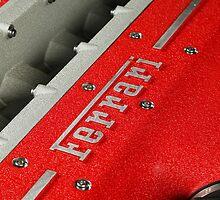 Ferrari FF - iPhone Case by HoskingInd