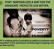 Shaping a hunger free society by FFSPF