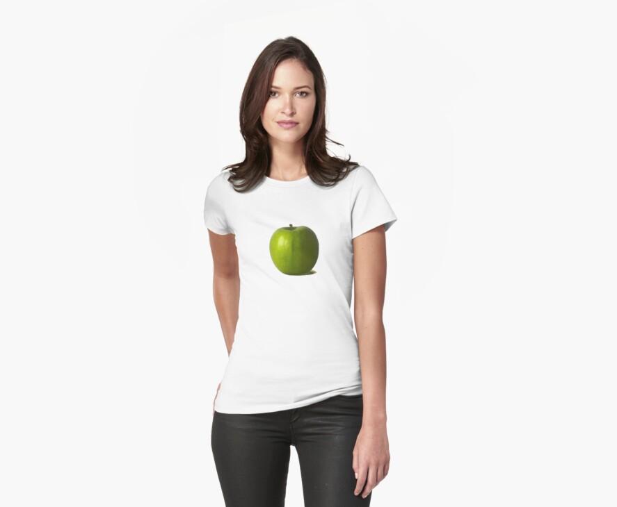 Granny Smith Apple by Alan Harman