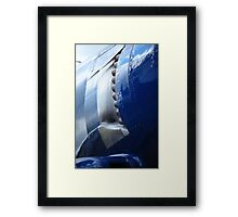 Hawker Sea Fury Framed Print