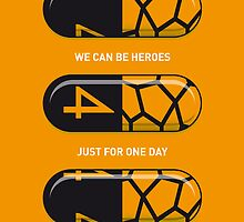 My SUPERHERO PILLS - The Thing by Chungkong