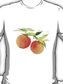 Watercolor oranges T-Shirt
