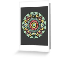 Aztec Greeting Card