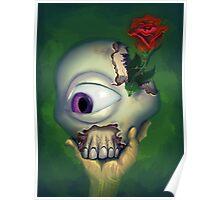 Monster Self Portrait III Poster