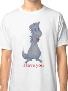 I love you Dragon Classic T-Shirt