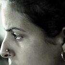 Portraits New 7 : Closeup  by Dr. Harmeet Singh