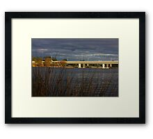 Windan Bridge at Sunset Framed Print