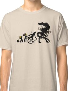 Alien Evolution Classic T-Shirt