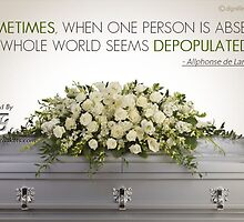 A quotographics by Dignified Caskets by Infographics