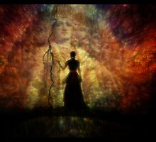 Witness To Krishna's Universal Form by Ashley Christudason