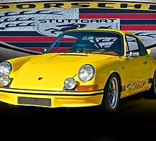 Porsche Carrera V by DaveKoontz