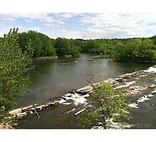 Winooski River Photographic Print